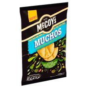 McCoy's Muchos Sour Cream & Onion180g