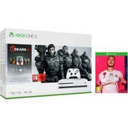 Xbox One S 1TB with Gears 5 FIFA 20 1 Month Game Pass and 1 Month Xbox Live Gold