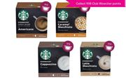 36 x Starbucks Compatible with All Dolce Gusto Machines!