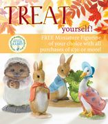 Beatrix Potter Gifts - Free Miniature Figurine with All Orders over £30