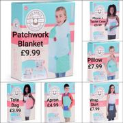 £9.99 and Less for 'Great British Sewing Bee Projects' save up to 80%.