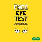 Free Eye Test & Hearing Test at Specsavers