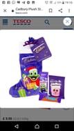 Cadbury Stockings