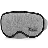 Upgraded Sleep Mask 3D Eye Mask Soft Breathable