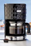Diamond Black Coffee Maker