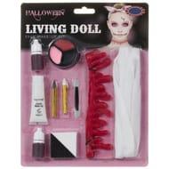 Halloween Make-up Kit - Living Doll