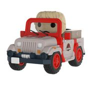 50% Off! Jurassic Park Jeep Pop! Vinyl Ride