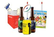 Craft Beer Discovery Club 8 Free Craft Beers Mag and Snack Just Pay Delivery