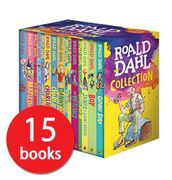 Roald Dahl Collection - 15 Books (Collection)