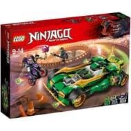 LEGO the LEGO Ninjago Movie: Ninja Nightcrawler (70641)