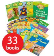 Bargain! Chip and Kipper Collection Levels 1-3 - 33 Books at the Book People