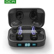 Lowest Price Ever - QCR Bluetooth 5.0 9D Stereo Music Earbuds
