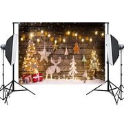 Deal Stack - Christmas Backdrops - 40% off + Extra 10%