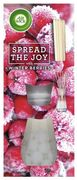 Airwick Reed Diffuser Winter Berries *Choice of 5 SEE PICS