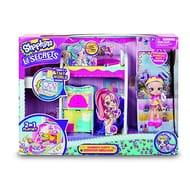 Shopkins Rainbow Kate's Bedroom Hideaway Playset - Almost HALF PRICE!