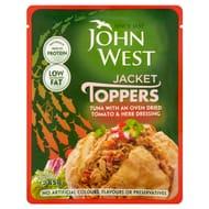 John West Tuna with a Twist Tomato & Herb Pouch 85G - Save £0.50!