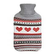 Knitted Hot Water Bottle (Various Models)
