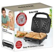 Salter Deep Fill Sandwich Toaster - 28% Off!