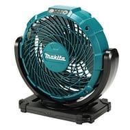 Makita CF100DZ Portable Fan, 10.8 V, Blue