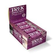 Trek Protein Flapjack Bar Morning Berry - Pack of 16 Bars