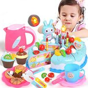 Kids Pretend Play Cake Set