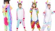 Kids Unicorn Onesie - 4 Styles & 5 Sizes!