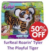 FurReal Roarin' Tyler - The Playful Tiger
