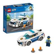 LEGO CITY: Police Patrol Car (60239)