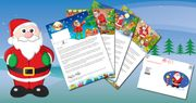 25% off on All Personalised Letters and Premium Letters from Santa
