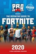 Pre-Order Price Drop! the Definitive Guide to Fortnite 2020 Hardcover