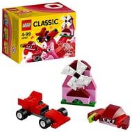 LEGO Red Creativity Box (10707) Amazon Add-on Item, 50+ Pieces