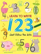 Wh Smith Learn to Write with Dot to Dot