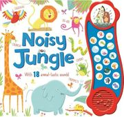 WH Smith Noisey Jungle Book