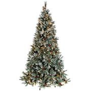 Pre-Lit Scandinavian Blue Spruce Christmas Tree On Sale From £149.99 to £109.99