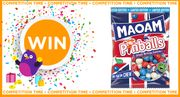 Win 1 of 23 Packs of Limited Edition Maoam Pinballs