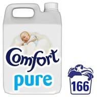 Comfort Pure Fabric Conditioner 166 Wash, 5 Litre (Amazon Pantry)