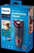 Philips Series 3000 Wet & Dry Electric Shaver W/ Pop-up Trimmer