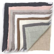 5 Free Linen Fabric Swatches!