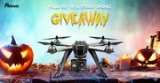 Halloween 5 Drone Giveaway-Prizes worth $1300