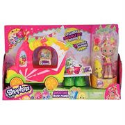 Shopkins Smoothie Truck Combo