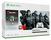 Xbox One S 1TB Gears 5 Bundle (Xbox One) New UK Stock Only £199.85