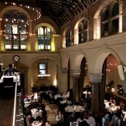 Win a Dining Experience at Michelin-Star La Chapelle