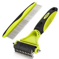 Pecute Grooming Dematting Comb Tool Kit