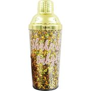 Gold Sequin Party Cocktail Shaker - 71% Off
