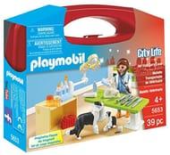 Playmobil Small Vet Carry Case