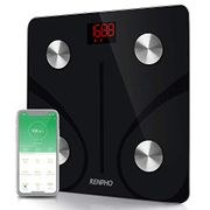 Bluetooth Body Fat Scale, Digital Body Weight Bathroom Scales