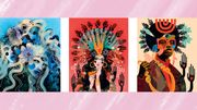 Win the Stunning Mythologica, plus Three Technicolour Prints from the Book