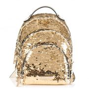 Cheap KENDALL + KYLIE Sloane Mini Backpack in Gold Sequins - Save 72%!