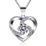 B.Catcher Women Necklace 925 Sterling Silver