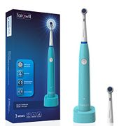 Electric Toothbrush Fairywill Rechargeable Toothbrush with 2 Minutes Smart